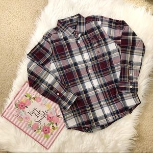 Children's place | Boy Long sleeve Button Down